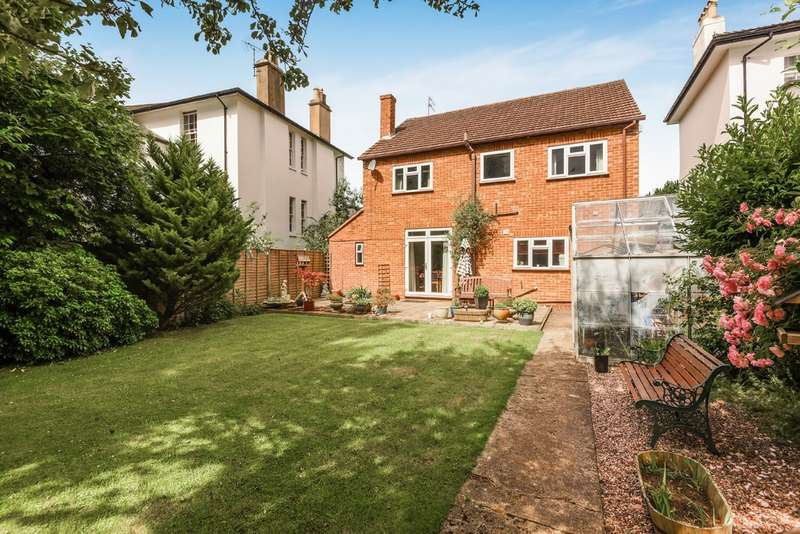 4 Bedrooms Detached House for sale in Painswick Road