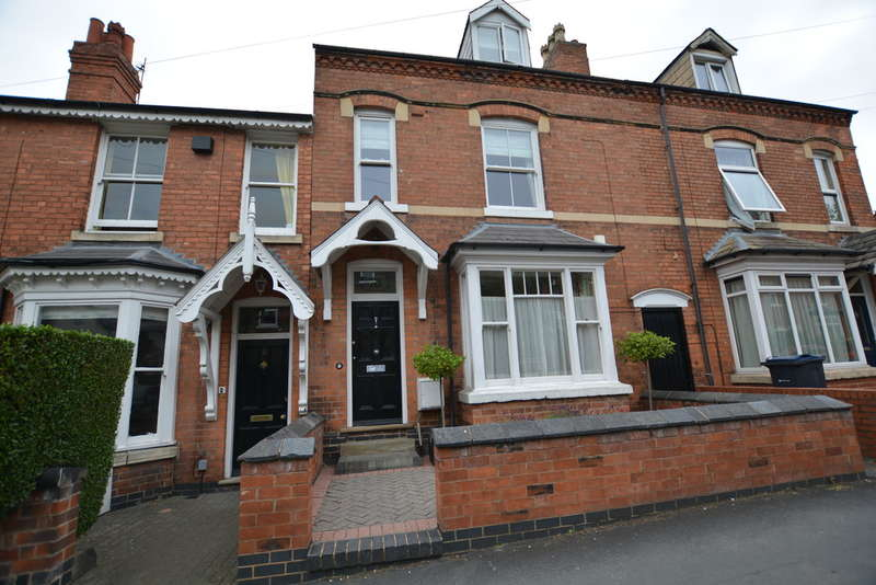 5 Bedrooms Semi Detached House for sale in Albany Road, Harborne