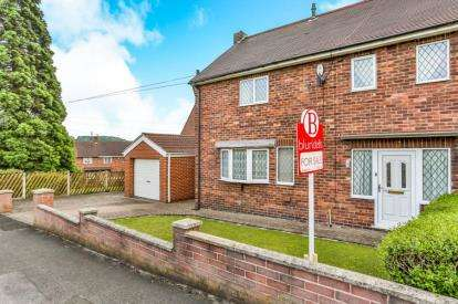 3 Bedrooms Semi Detached House for sale in Cliff Hill, Maltby, Rotherham, South Yorkshire