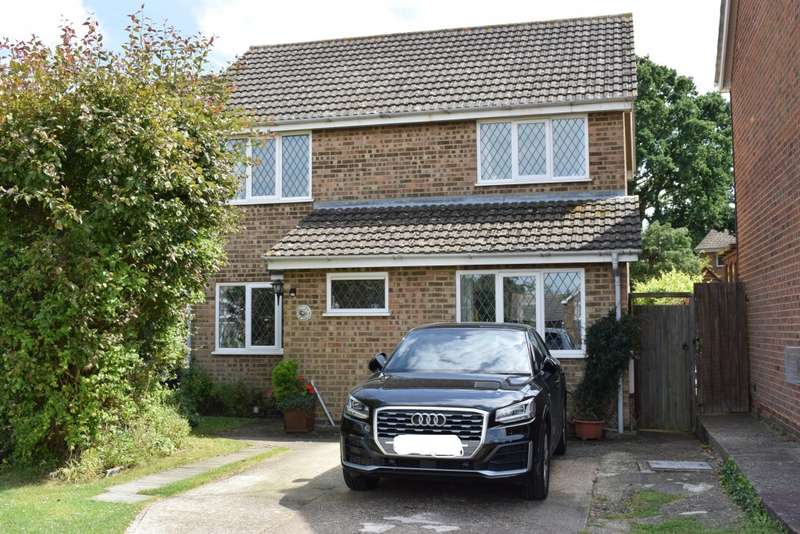 4 Bedrooms Detached House for sale in Slaney Road, STAPLEHURST