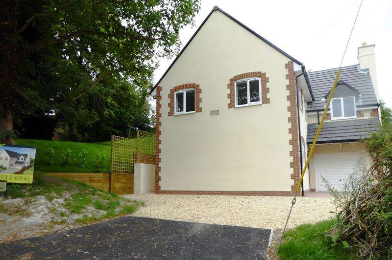 4 Bedrooms Detached House for sale in New House, Wanborough