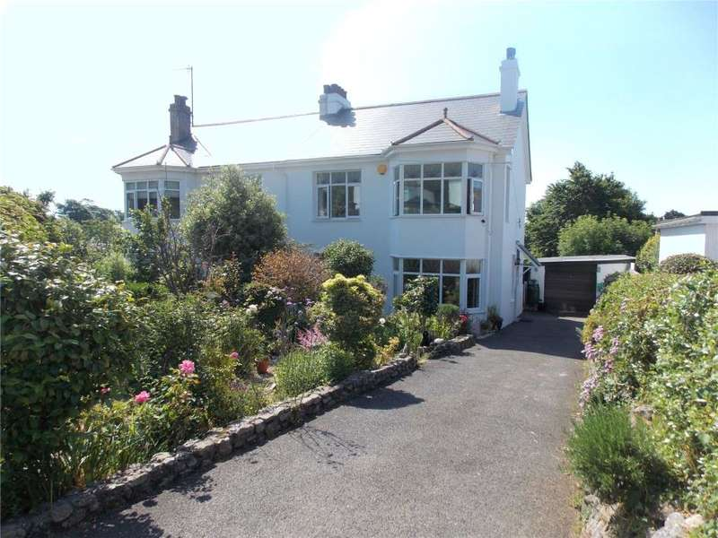 3 Bedrooms Semi Detached House for sale in Clements Road, Penzance, Cornwall