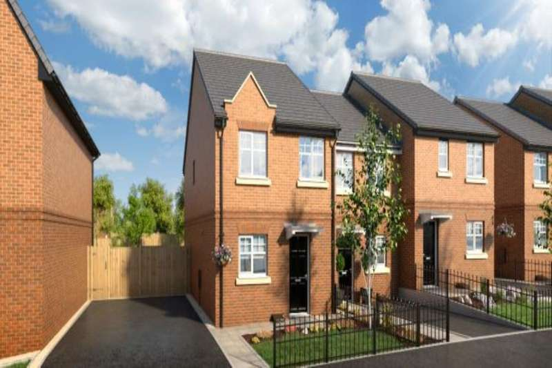 3 Bedrooms Semi Detached House for sale in The Clarendon Gibfield Park Avenue, Atherton, Manchester, M46
