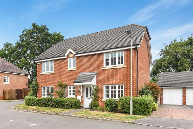 4 Bedrooms Detached House for sale in Tanners Row, Wokingham