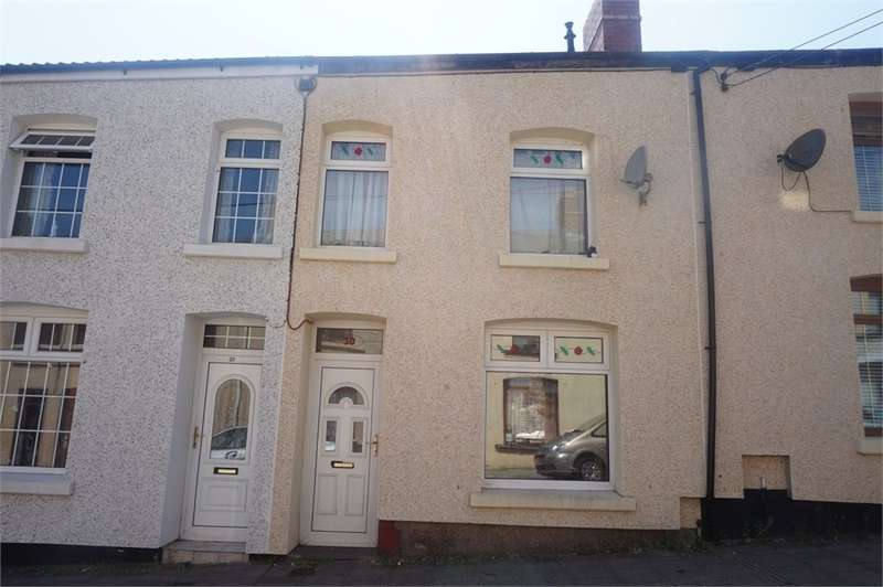3 Bedrooms Terraced House for sale in Jones Street, Phillipstown, New Tredegar, NP24