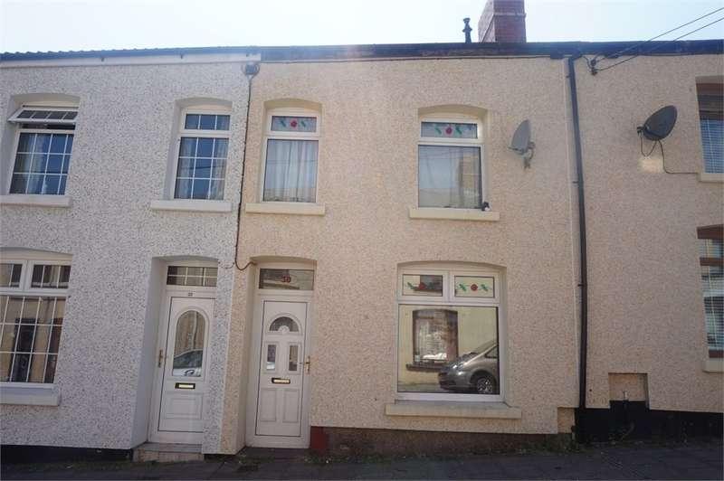 3 Bedrooms Terraced House for sale in Jones Street, Phillipstown, New Tredegar, NP24