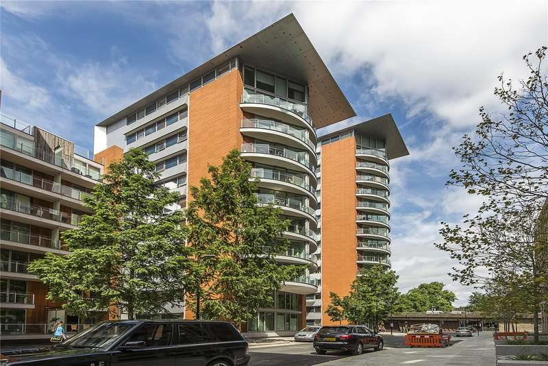 2 Bedrooms Flat for sale in Marshall Building, 3 Hermitage Street, London, W2