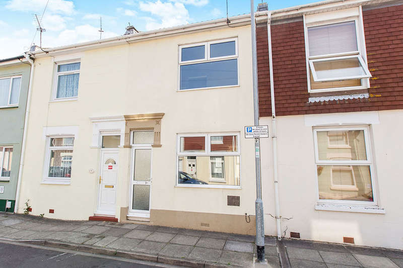 3 Bedrooms Property for sale in Barnes Road, Portsmouth, PO1