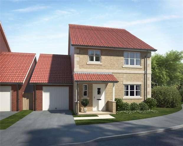 3 Bedrooms Detached House for sale in Plot 7 Elmhurst Gardens, Hilperton Road, Trowbridge, Wiltshire