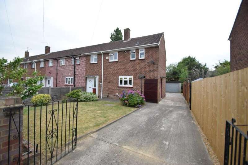 3 Bedrooms End Of Terrace House for sale in The Frithe, Slough, SL2