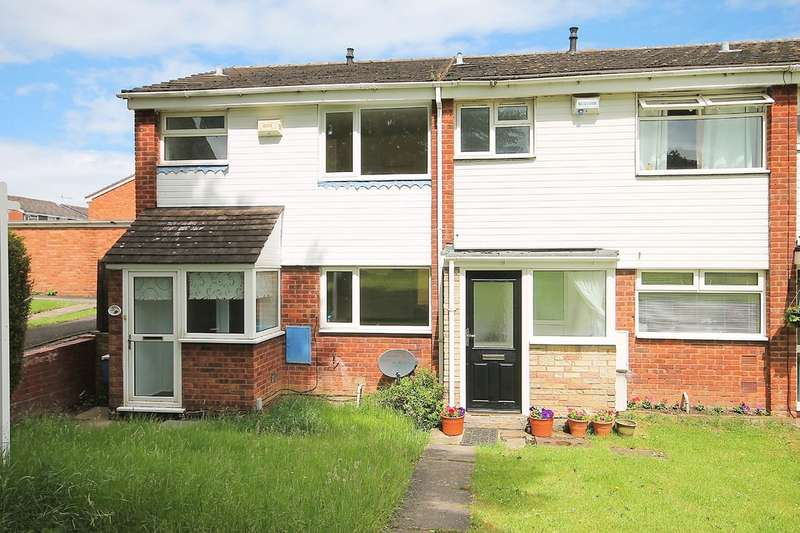 3 Bedrooms End Of Terrace House for sale in Redlake, Belgrave, Tamworth, B77 2ND