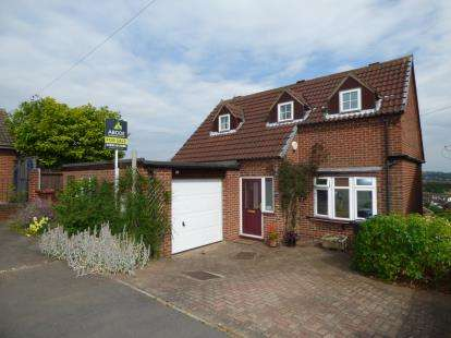 4 Bedrooms Detached House for sale in Denton Road, Burton-On-Trent, Staffordshire