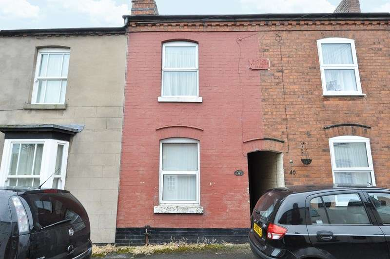 2 Bedrooms Terraced House for sale in Ivy Road, Stirchley, Birmingham