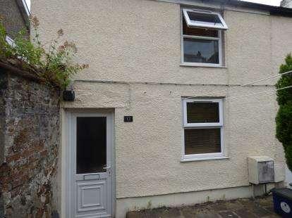 2 Bedrooms Terraced House for sale in Brynffynnon, Y Felinheli, Gwynedd, LL56