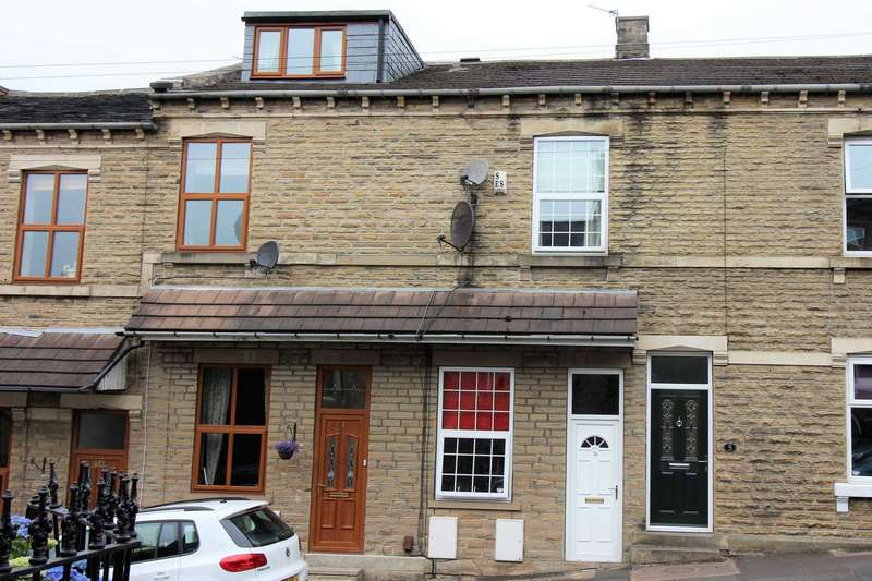2 Bedrooms Terraced House for sale in Bank Street, Mirfield