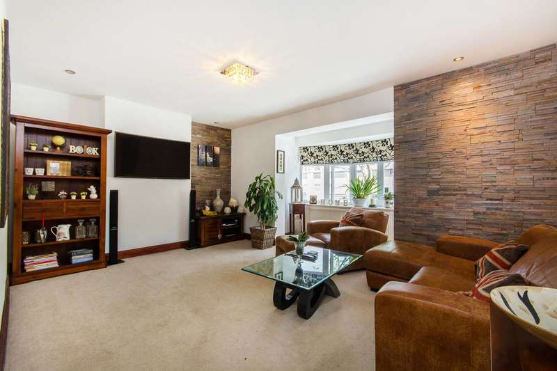 4 Bedrooms Semi Detached House for sale in Milton Road, Sutton, SM1