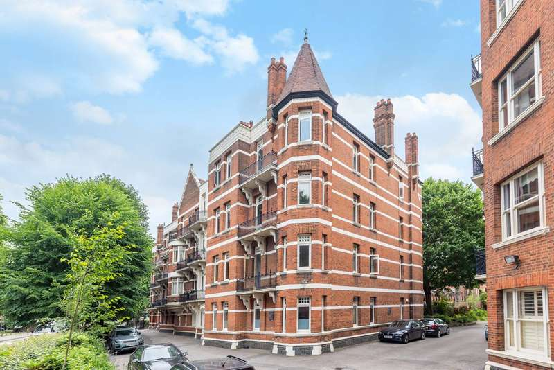 4 Bedrooms Flat for sale in Brook Green, Brook Green, W6