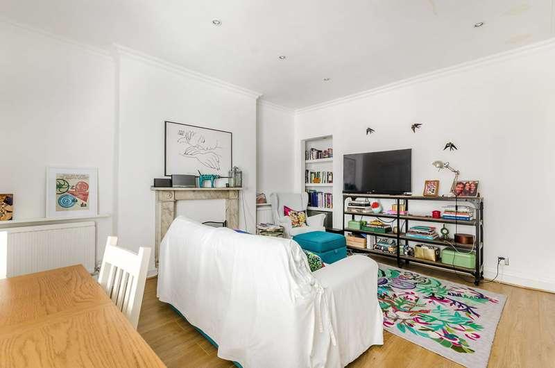 Studio Flat for sale in Philbeach Gardens, Earls Court, SW5
