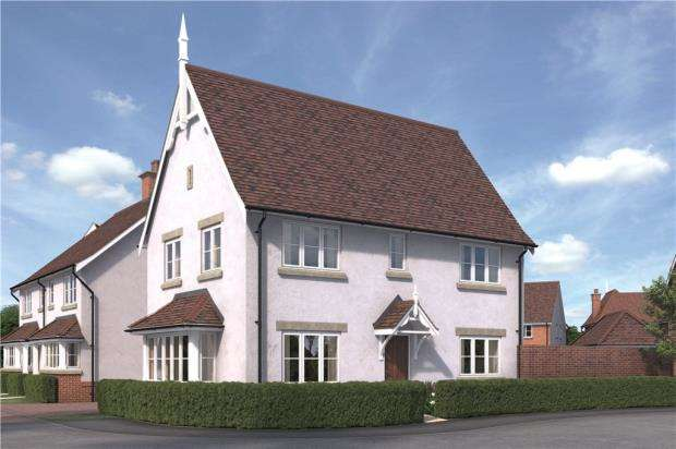 3 Bedrooms Semi Detached House for sale in Warren House Road, Wokingham, Berkshire