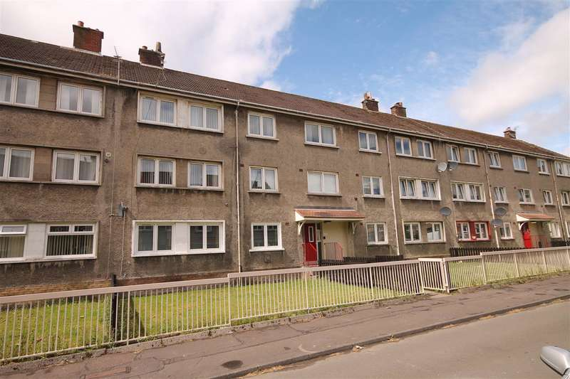 3 Bedrooms Flat for sale in Langloan Place, Coatbridge