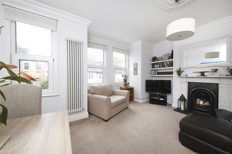 2 Bedrooms Apartment Flat for sale in Pleydell Ave, Crystal Palace