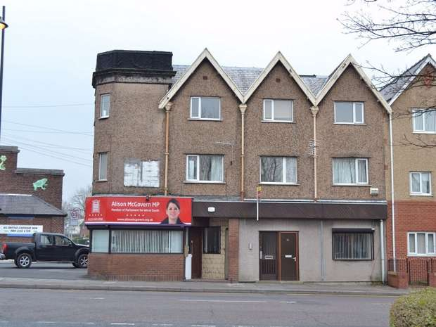 1 Bedroom Flat for rent in 99 New Chester Road, Wirral, Merseyside