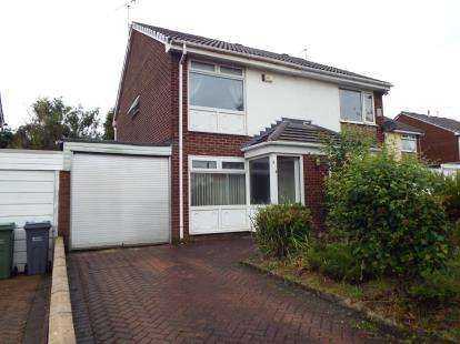 2 Bedrooms Semi Detached House for sale in The Links, Manchester, Greater Manchester