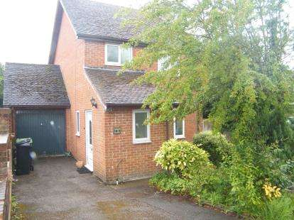 3 Bedrooms Detached House for sale in Winterborne Stickland, Blandford Forum