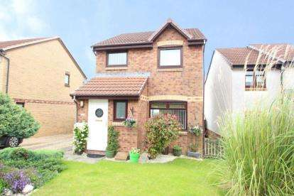 3 Bedrooms Detached House for sale in Helmsdale Drive, Paisley