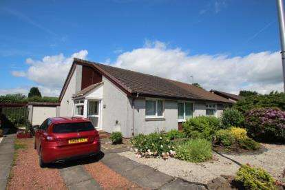 2 Bedrooms Bungalow for sale in Lothian Crescent, Stirling
