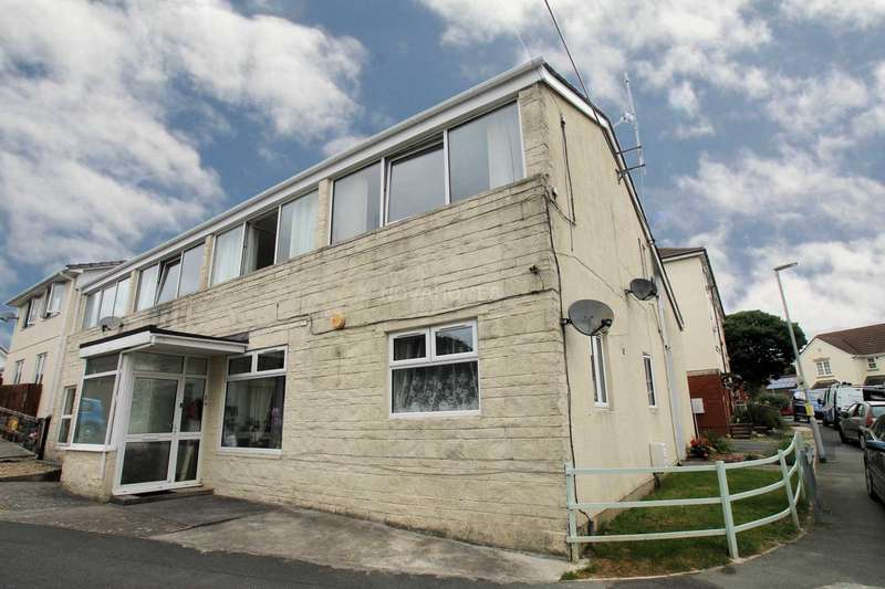 2 Bedrooms Flat for sale in Glenfield Road, Plymouth, PL6 7LN
