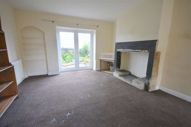 2 Bedrooms Terraced House for sale in Alpine Terrace, Evenwood, Bishop Auckland, DL14 9QT