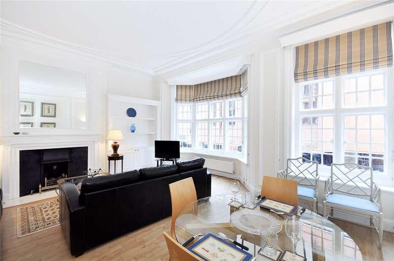 1 Bedroom Flat for sale in Hornton Street, London, W8