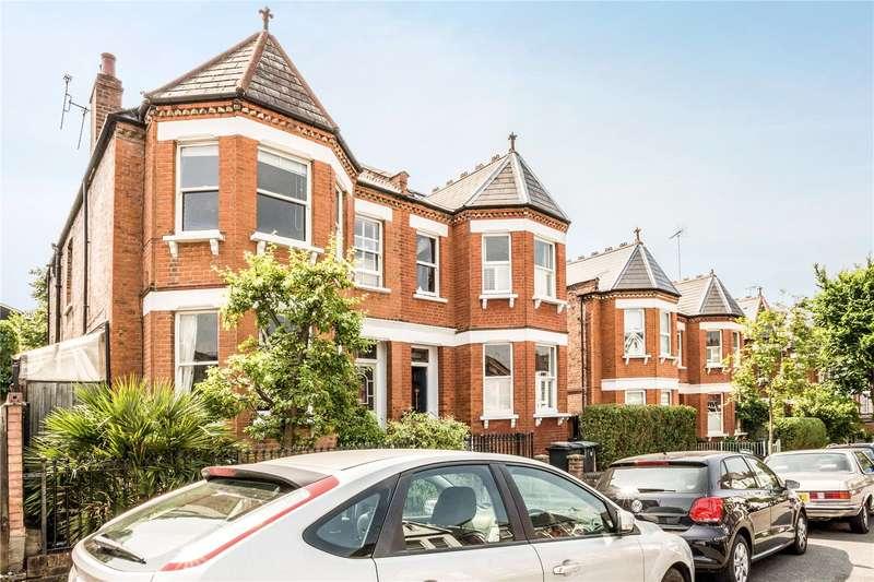 4 Bedrooms Semi Detached House for sale in Greenham Road, London, N10
