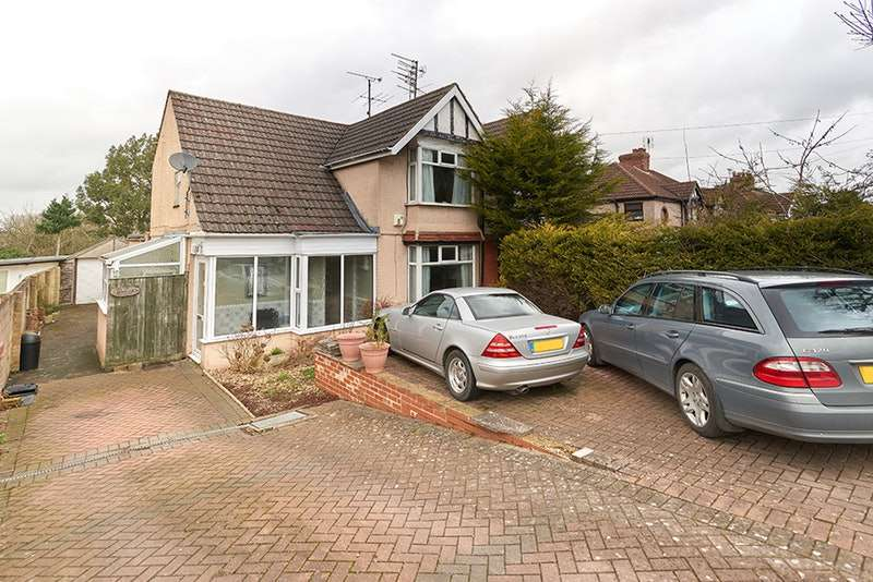 3 Bedrooms Semi Detached House for sale in Whitworth Road, Swindon, Wiltshire, SN25