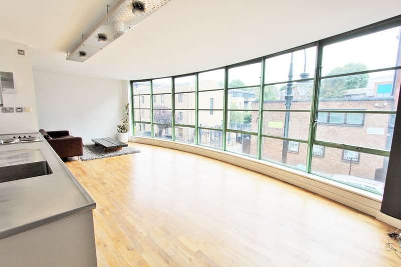 1 Bedroom Apartment Flat for sale in Arlington Road, London, London, NW1