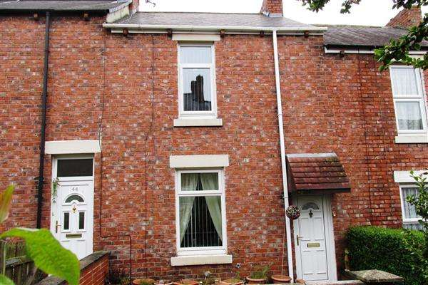 2 Bedrooms Terraced House for sale in Lesbury Street, Newcastle upon Tyne