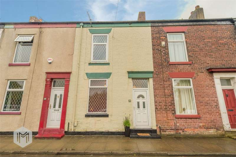 2 Bedrooms Terraced House for sale in Heaton Road, Lostock, Bolton, Lancashire