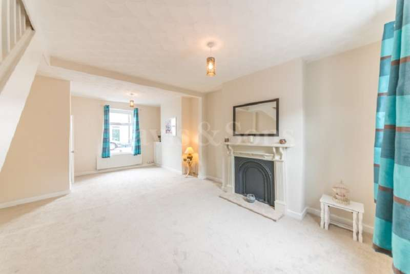 3 Bedrooms Terraced House for sale in Bristol Street, Maindee, Newport. NP19 8DL