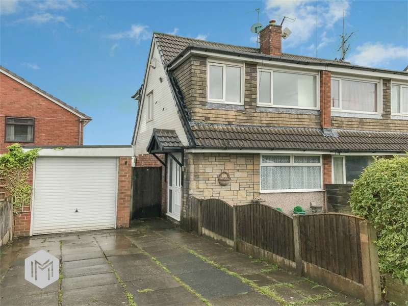 3 Bedrooms Semi Detached House for sale in Neston Road, Bury, Lancashire
