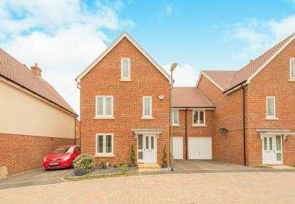 5 Bedrooms Semi Detached House for sale in Lakeland Drive, Aylesbury, Buckinghamshire, .