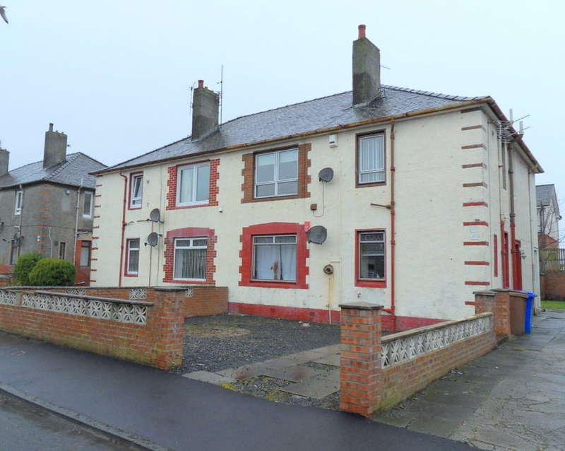 2 Bedrooms Flat for sale in Wilson Street, Ayr, KA8
