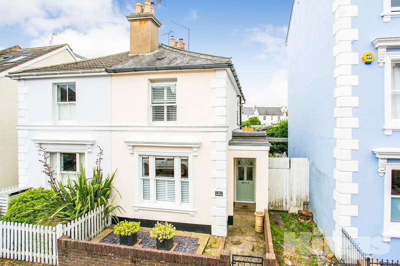 3 Bedrooms Semi Detached House for sale in Standen Street, Tunbridge Wells