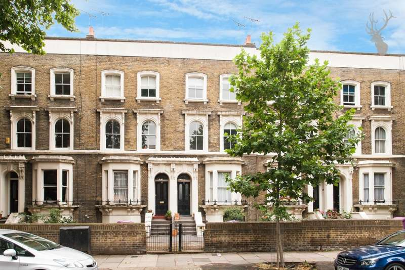 2 Bedrooms Flat for sale in Approach Road, Bethnal Green, E2