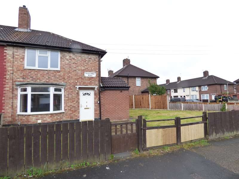 3 Bedrooms End Of Terrace House for sale in Ruscombe Road, Liverpool, Merseyside, L14