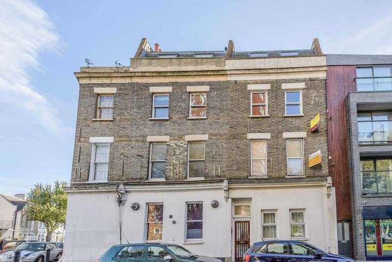 1 Bedroom Apartment Flat for sale in Greyhound Road, London