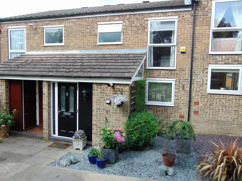 3 Bedrooms Terraced House for sale in Fairacres, Bardolph Avenue, Croydon, CR0 9JY