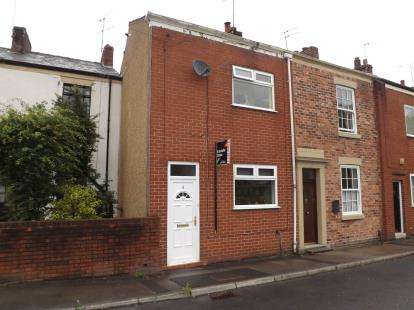 2 Bedrooms House for sale in Marshalls Brow, Penwortham, Preston, PR1