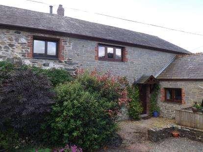 4 Bedrooms Barn Conversion Character Property for sale in Lamerton, Tavistock, Devon