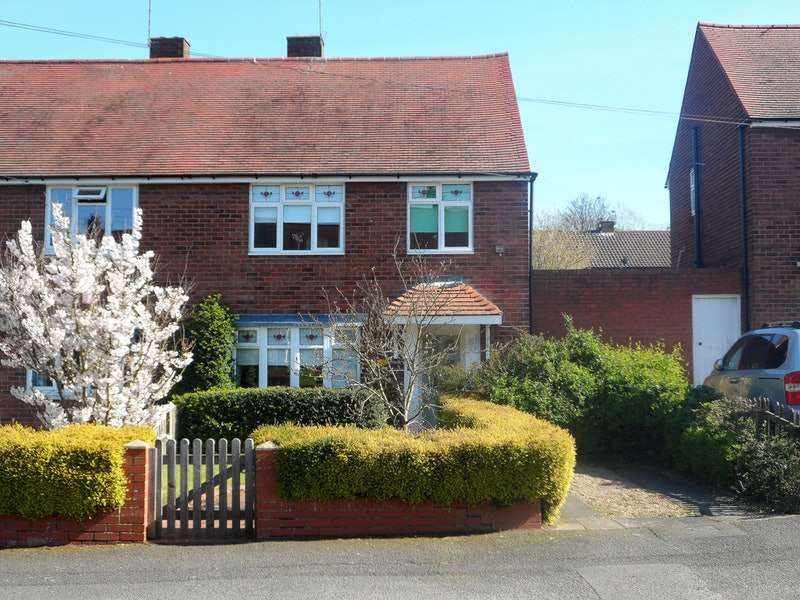 3 Bedrooms Semi Detached House for sale in Rowan Rise, Kingswinford, West Midlands, DY6